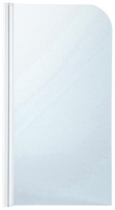pare baignoire en verre granit ep 4 mm profil laqu. Black Bedroom Furniture Sets. Home Design Ideas