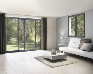 fen tre aluminium brico d p t. Black Bedroom Furniture Sets. Home Design Ideas