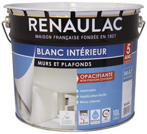 Peinture intérieure - Peinture murale pour décoration - Brico Dépôt