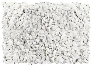 gravier marbre blanc de calibre 8 12 brico d p t. Black Bedroom Furniture Sets. Home Design Ideas