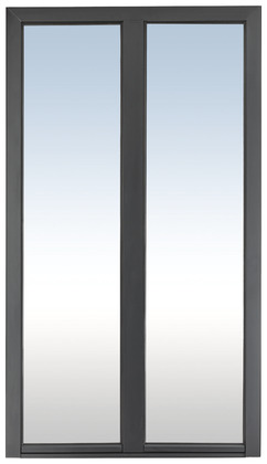 fen tre aluminium oscillo battant coulissante poign e brico d p t. Black Bedroom Furniture Sets. Home Design Ideas