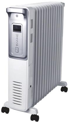 radiateur bain d 39 huile thermostat manuel 3000 w brico. Black Bedroom Furniture Sets. Home Design Ideas