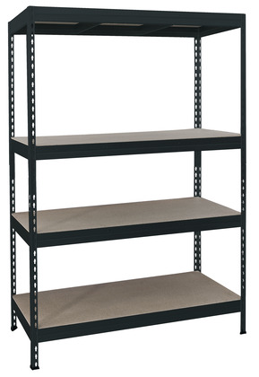 etagere metal et bois brico depot. Black Bedroom Furniture Sets. Home Design Ideas