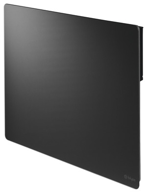 Radiateur à Inertie Sèche Maela Noir 1 000 W H 575 X L 67 Cm Blyss