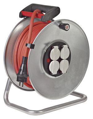 Enrouleur rallonge lectrique brico d p t - Cable electrique brico depot ...