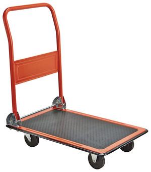 Diable & chariot pliable pour manutention & déménagement ...