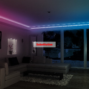 ruban led magasin de bricolage brico d p t. Black Bedroom Furniture Sets. Home Design Ideas