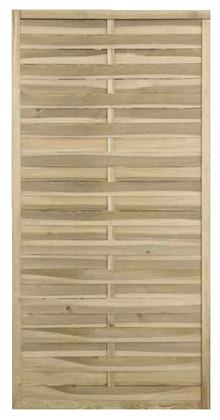 cloture de jardin rigide bois pvc brico d p t. Black Bedroom Furniture Sets. Home Design Ideas