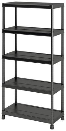 tag re r sine 5 tablettes h 182 x l 90 x p 45 cm brico d p t. Black Bedroom Furniture Sets. Home Design Ideas