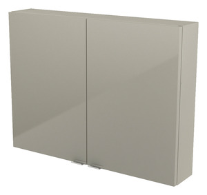 ARMOIRE MURALE TAUPE \