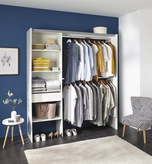 kit dressing complet brico d p t. Black Bedroom Furniture Sets. Home Design Ideas