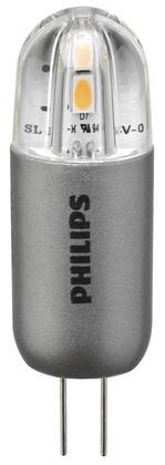 Ampoule led capsule G4 20 W 2700 K blanc chaud - PHILIPS