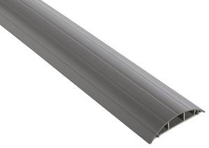 perfect passage de plancher gris h mm l mm l m with moulure cache fil. Black Bedroom Furniture Sets. Home Design Ideas