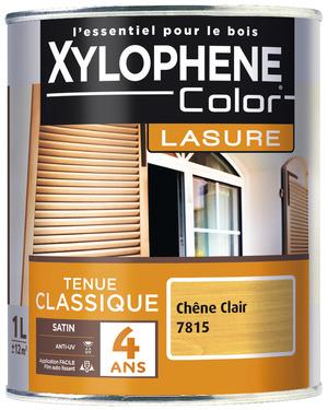 Lasure blanche de couleur incolore vernis bois ext rieur brico d p t - Lasure brico depot ...