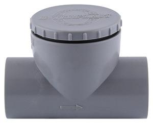 clapet anti retour en pvc 32 mm brico d p t. Black Bedroom Furniture Sets. Home Design Ideas