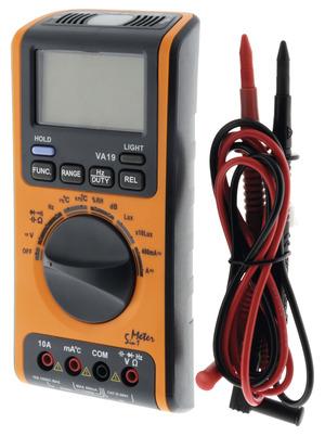 Multimetre Digital 5 En 1 Brico Depot