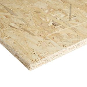 Panneau bois dalle de plancher cloison plafond plancher brico d p t - Osb brico depot ...