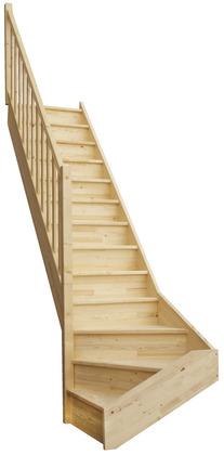Escalier balustrade porte fen tre escalier brico d p t - Balustrade escalier pas cher ...