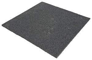 Tapis Anti Vibration Noir Mat 60 X 60 Cm Brico Depot