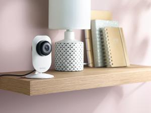 alarme d tecteur s curit de la maison brico d p t. Black Bedroom Furniture Sets. Home Design Ideas