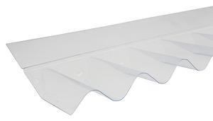 rive pour plaque ondul e transparente 3m x 1m brico d p t. Black Bedroom Furniture Sets. Home Design Ideas