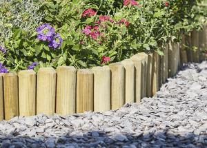 gravier pour all e voiture bordure all e jardin brico d p t. Black Bedroom Furniture Sets. Home Design Ideas