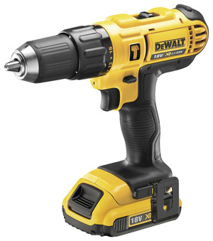 PERCEUSE À PERCUSSION 18V 2 X 2 AH   - DEWALT - Brico Dépôt